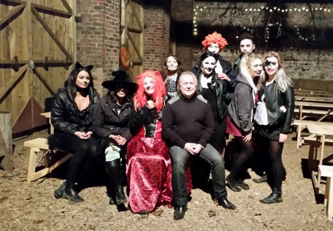 Halloween event party spiritualevents.co.uk psychic tarot reading