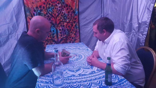 tarot danny ramsgate psychic spiritualevents.co.uk