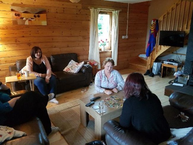 tarot card reading party scotland spiritualevents.co.uk