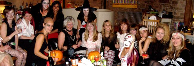 hen party idea psychic party spiritualevents.co.uk