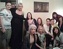 psychic party nottingham
