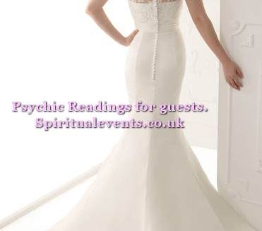 Psychic entertainment for weddings uk