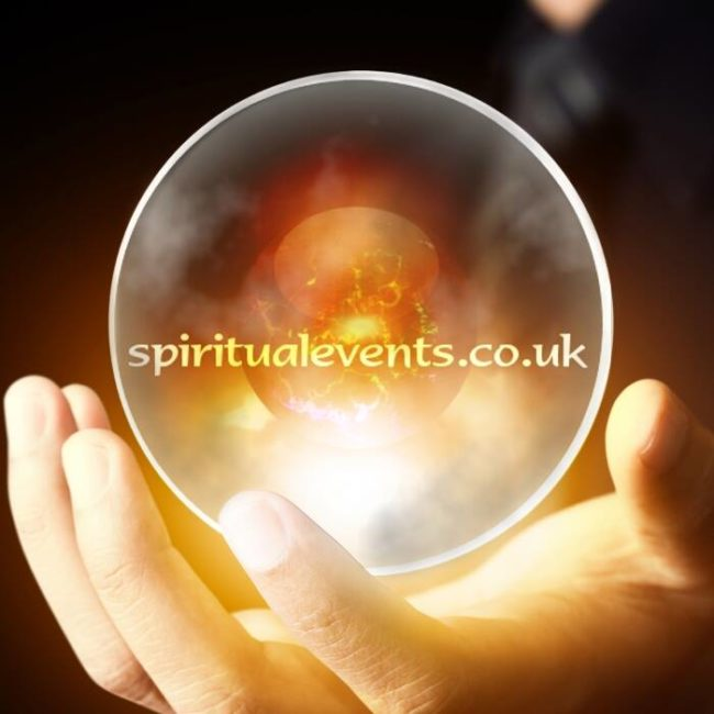 psychic entertainment spiritualevents.co.uk