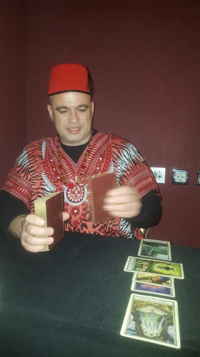 Psychic tarot reader london spiritualevents.co.uk