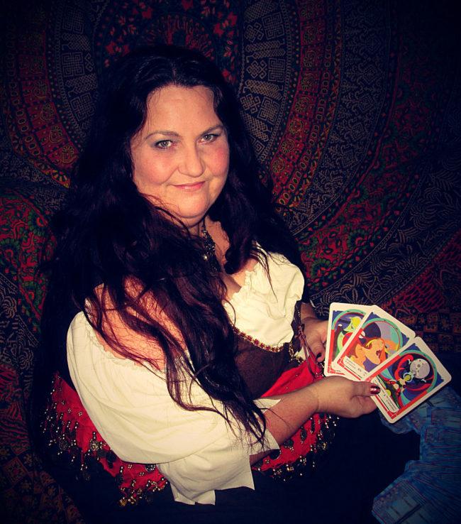 Dee Vynar psychic