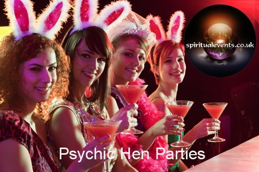 psychics hen party spiritualevents.co.uk
