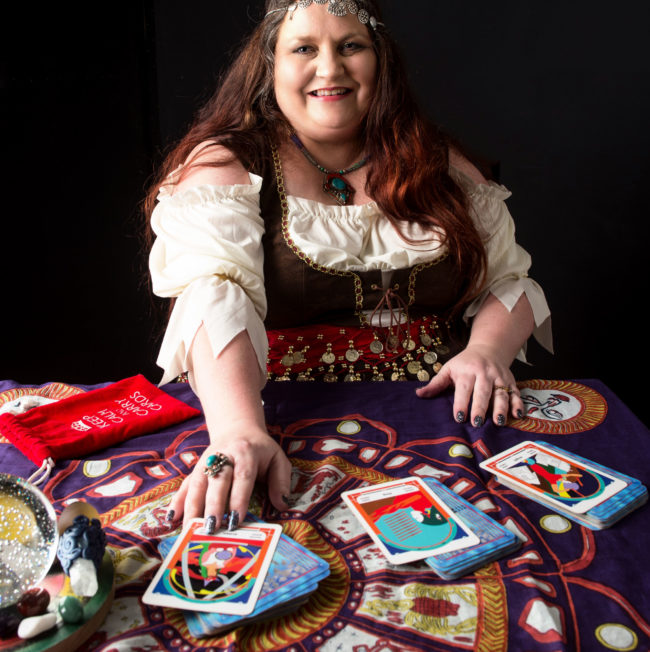 Psychic Tarot Reading Online or Skype spiritualevents.co.uk online reader