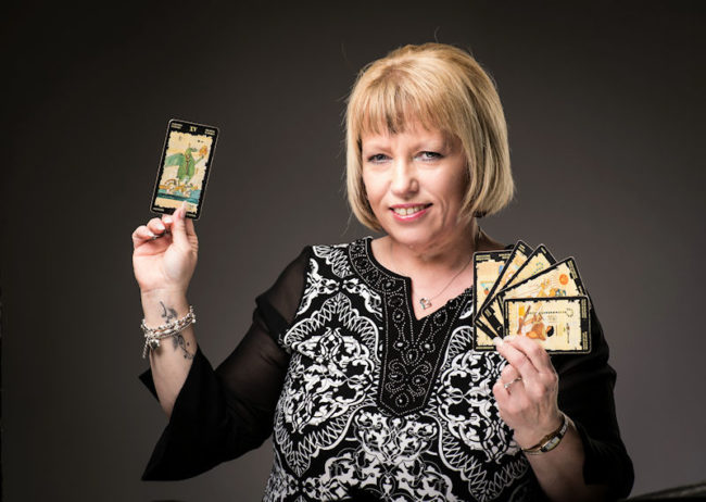 Psychic Tarot Reading Online or Skype spiritualevents.co.uk