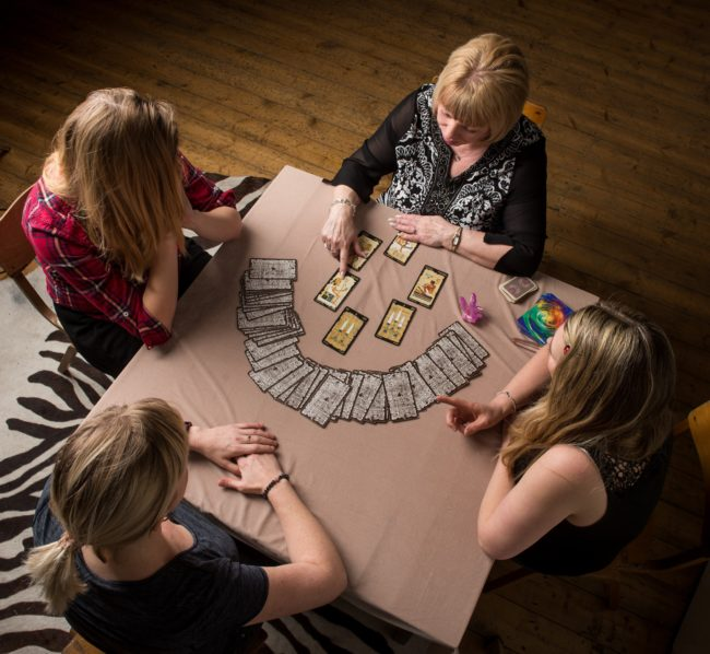 Tarot reader for hire UK spiritualevents.co.uk