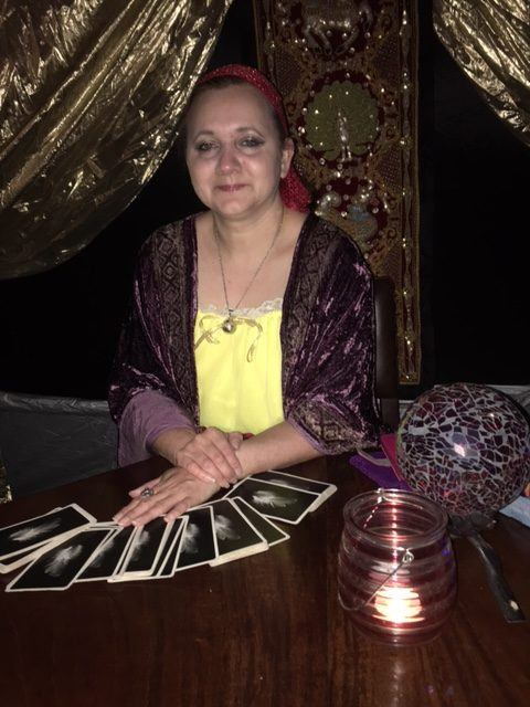 Phoenix tarot psychc reader spiritualevents.co.uk