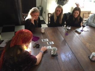 Phoenix tarot psychic card reader for hire london spiritualevents.co.uk corporate event uk brighton psychic