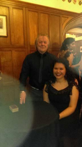 Spiritual Events UK Durham University tarot reader event