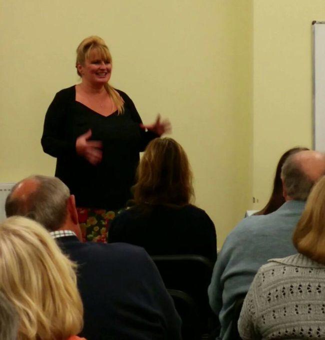 Natasha Rose spiritualevents.co.uk spirit medium cambridge london oxford reading