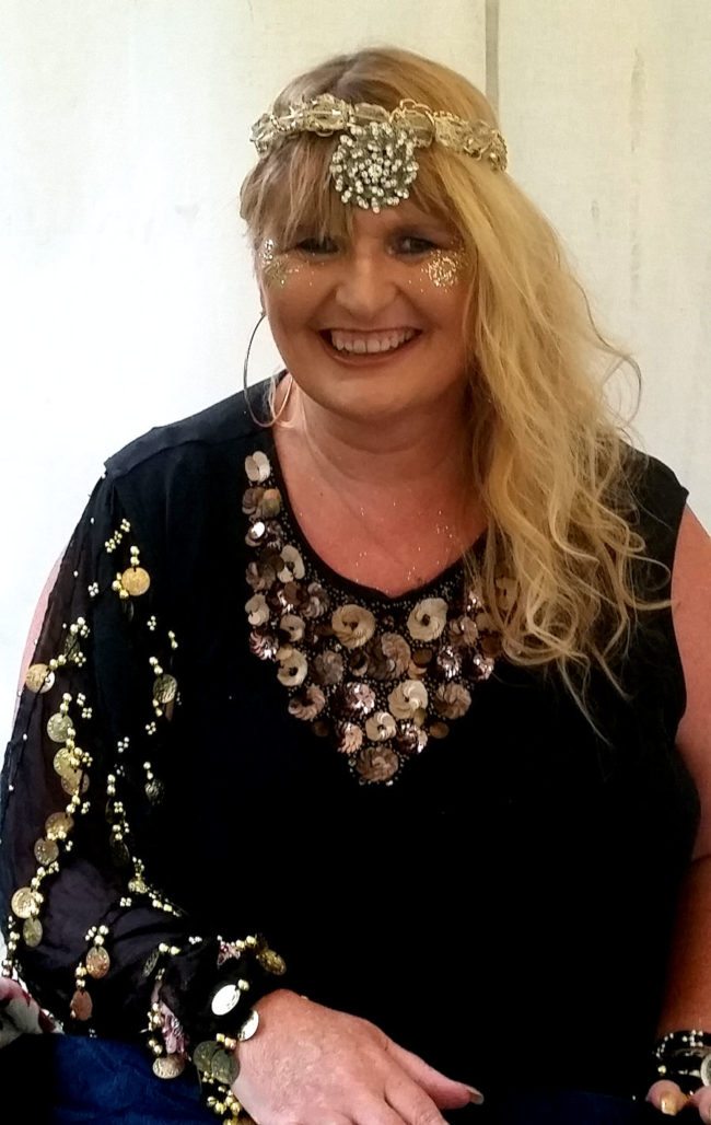 Natasha Rose spirit medium spiritualevents.co.uk