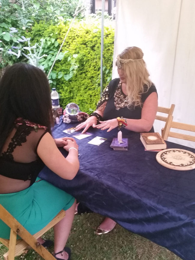 Natasha Rose spirit medium spiritualevents.co.uk tarot reader for hire