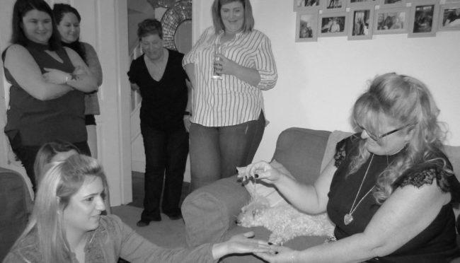 Natasha rose psychic medium for hire spiritualevents.co.uk fore hire