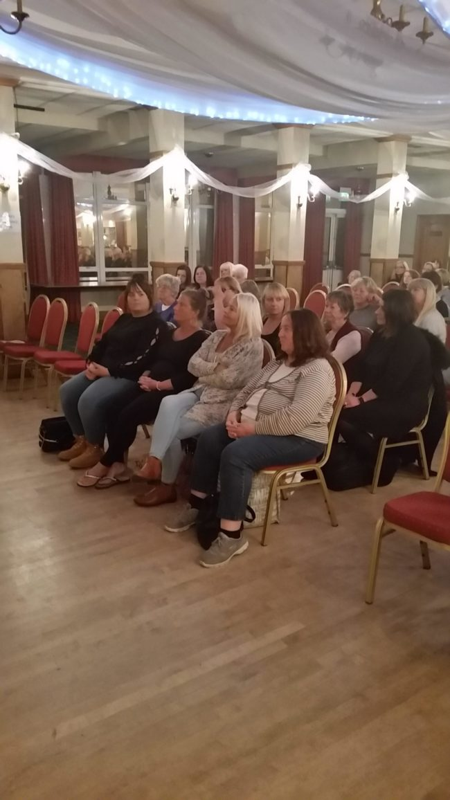 starlight mediumship demonstration spiritualevents.co.uk