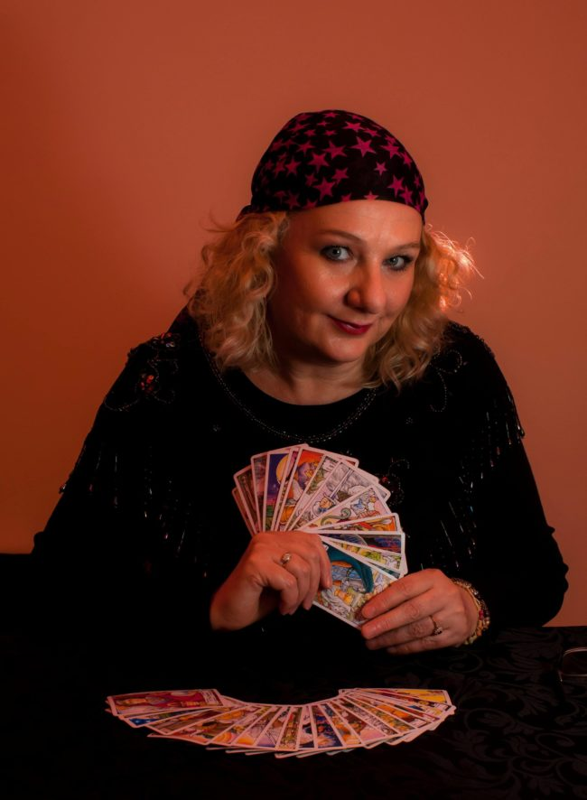 tarot reader for hire spiritualevents.co.uk