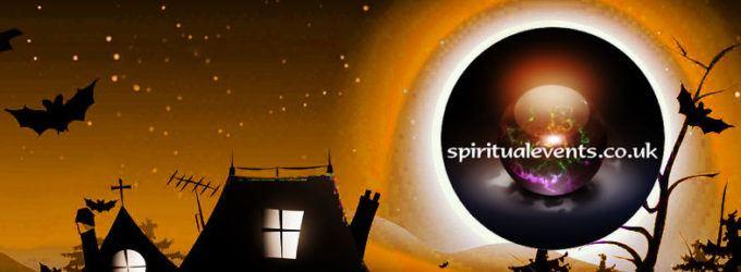 Halloween Psychic Spirit Ghost