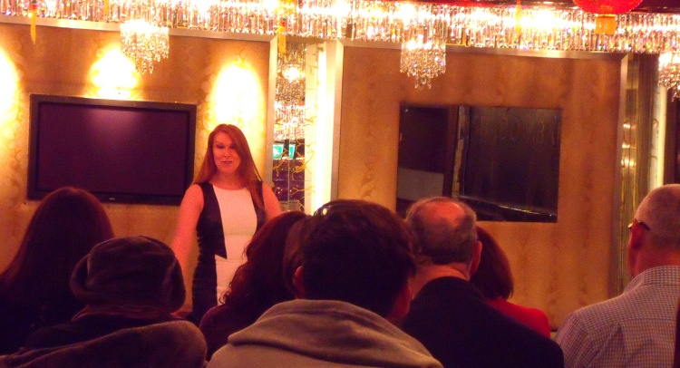 psychic supper Medium demonstration Manchester UK spiritualevents.co.uk