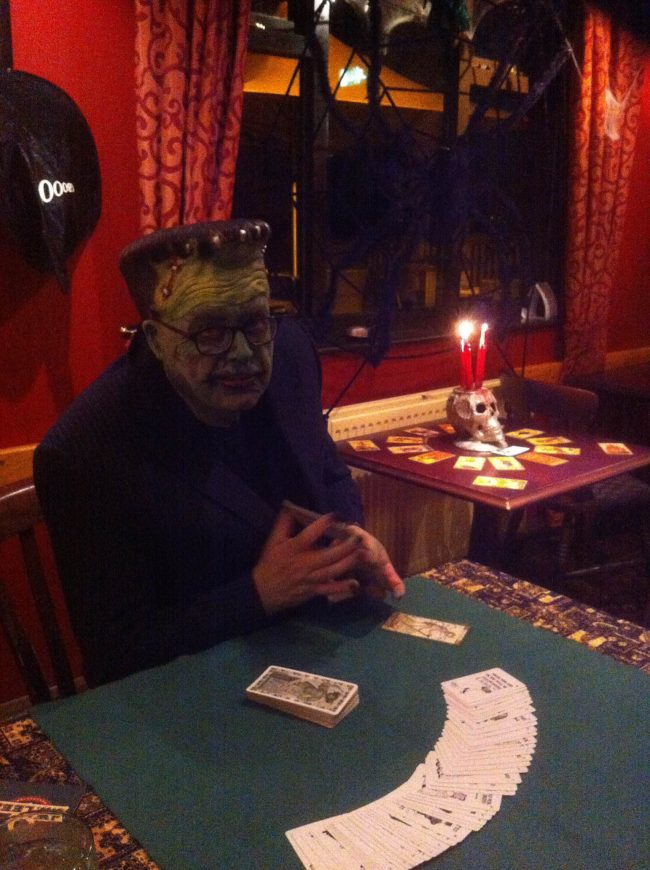 psychic event tarot reader www.spiritualevents.co.uk