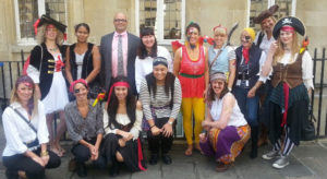 psychic hen party cambridge uk