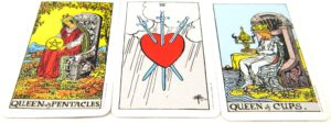 tarot reading party UK spiritual events