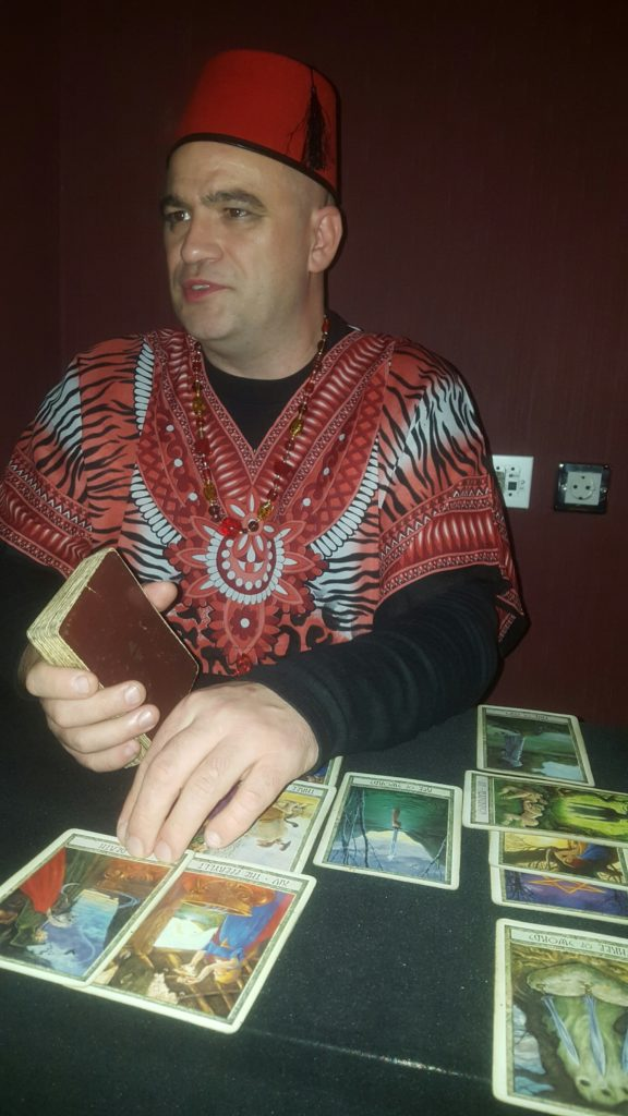 Tarot reader for hire london spiritualevents.co.uk
