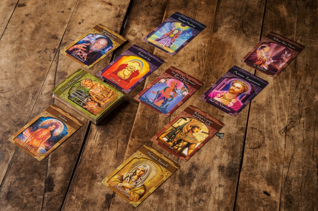 online tarot course spiritualevents.co.uk
