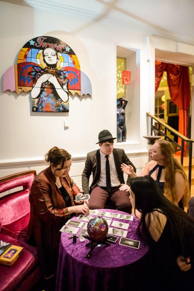 hire a tarot reader spiritualevents.co.uk
