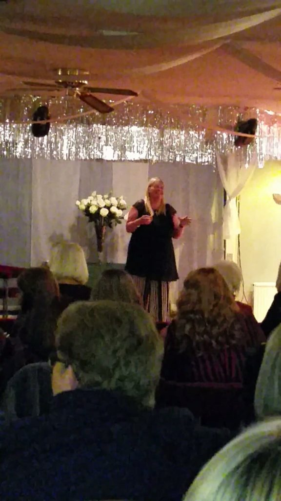 Mediumship demo surrey spiritualevenys.co.uk