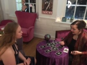 Phoenix tarot card reader at spiritualevents.co.uk for hire events