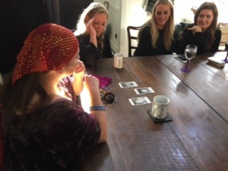Phoenix for hire tarot psychic card reader for hire london spiritualevents.co.uk corporate event uk oxford