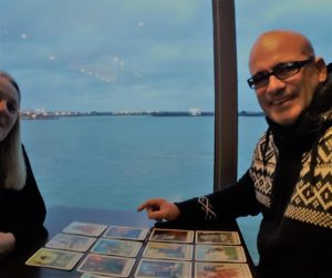 Tarot party spiritualevents.co.uk hire a tarot psychic palm reader cruise boats and river parties uk spiritualevents.co.uk