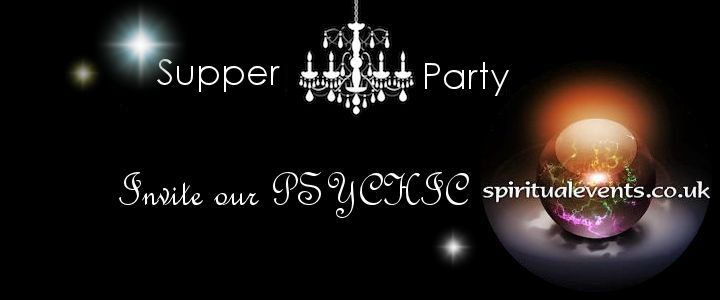 psychic-supper-spiritualevents-co-uk dinner party hire a psychic tarot spirit reader