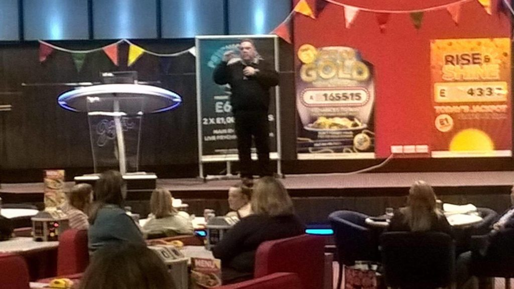 Mediumship demonstration show uk spiritualevents.co.uk