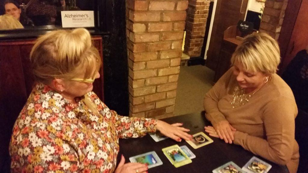 Natasha Rose spiritualevents.co.uk mediumship demo