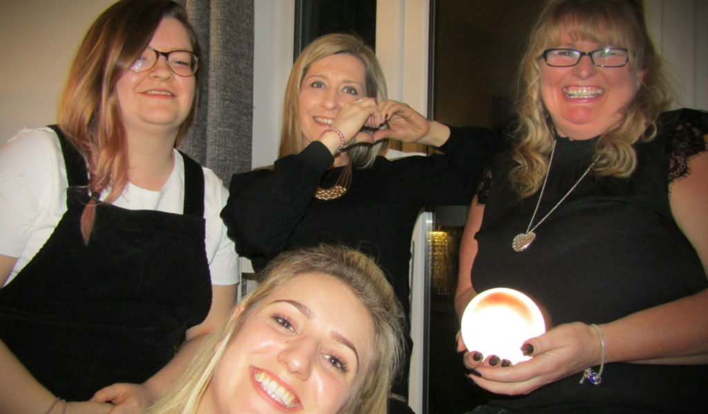 Natasha rose psychic medium for hire spiritualevents.co.uk