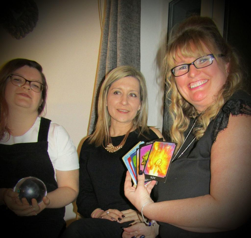 Natasha rose tarot party spiritualevents.co.uk