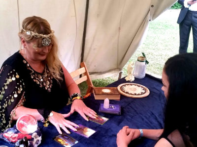 Psychic corporate event tarot fortune teller for hire spiritualevents.co.uk