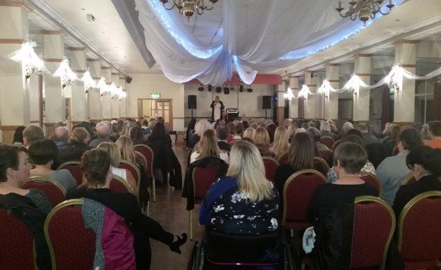 Natasha-Rose www.spiritualevents.co.uk Mediumship demonstration UK England Scotland Wales London Leeds Hull