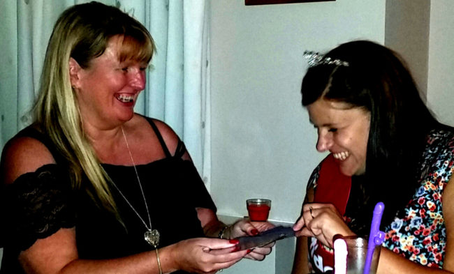 natasha rose psychic tarot card mediumship games party corporate hen party spiritualevents.co.uk