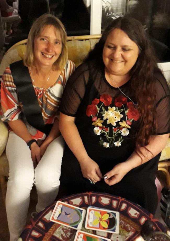 Dee Vynar tarot reader for hire UK england university ball cambridge spiritualevens.co.uk