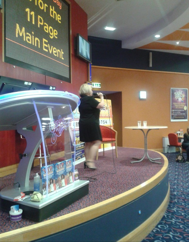 gala bingo spiritualevents.co.uk psychic night