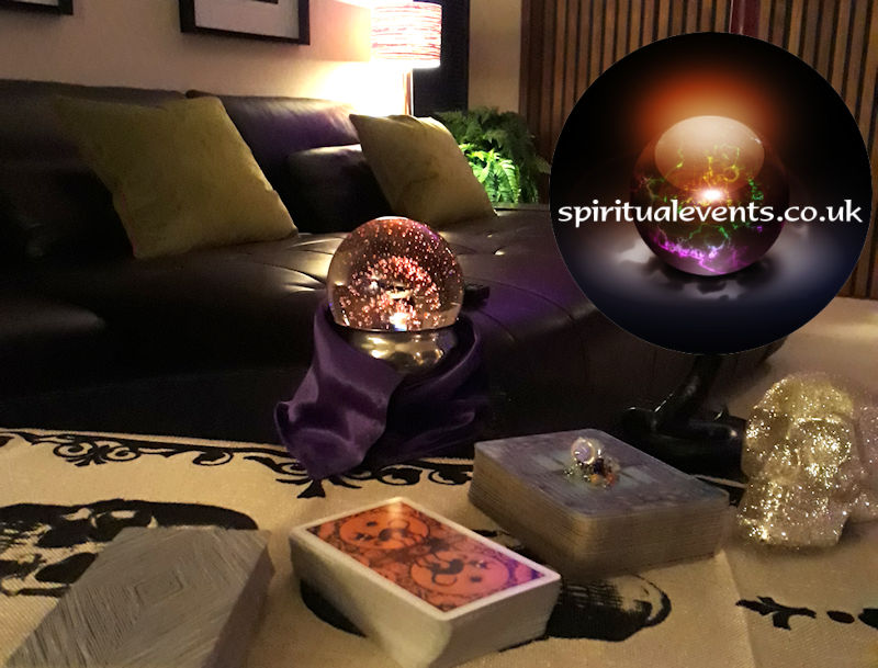 psychic party nottingham spiritualevents.co.uk