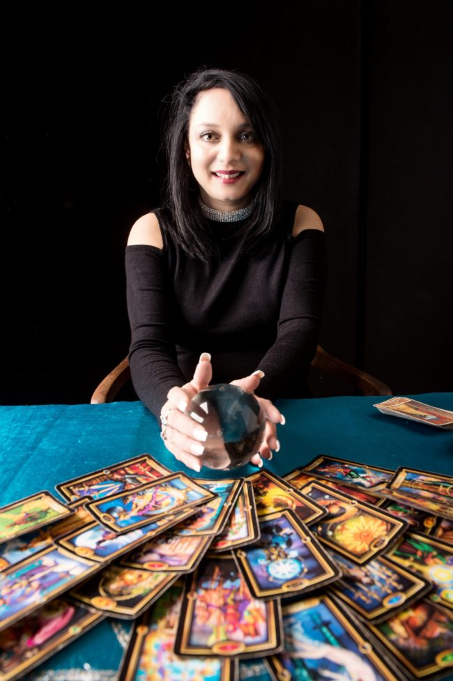 Tarot party spiritualevents.co.uk