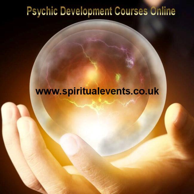 online psychic development courses spiritualevents.co.uk