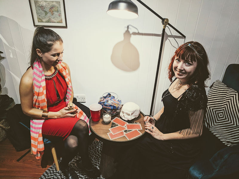 Pixie Wilde tarot reader london brighton carnaby street london spiritualevents.co.uk