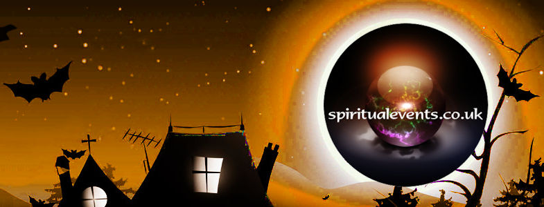 Halloween Psychic Spirit Ghost