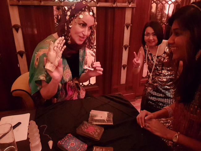 mystic maria palm psychic tarot reader for hire in london event party ideas spiritualevents.co.uk